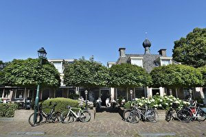 Terrace Grand Café de Brink